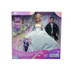 Набор Defa Lucy «Жених и невеста», цвета в ас-те.