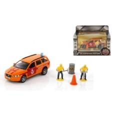 Машина мет. ин. 1:36 Volvo Аварийная служба  Горга