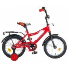 """Велосипед NOVATRACK 12"""", COSMIC, красный, тормоз н"""