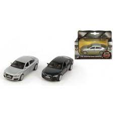 Машина мет. 1:43 Audi A7, откр.двери, цвета в ассорт., 11см