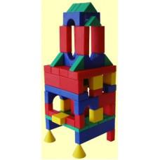 Набор строительный №1 (Классический) Большой