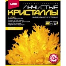 """Лк-004 Лучистые кристаллы """"Желтый кристалл"""""""