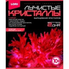"Лк-001 Лучистые кристаллы ""Красный кристалл"""