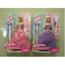 Кукла Defa Luсy «Принцесса», 29 см, с аксессуарами для волос, в асс-те