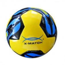 Мяч футбольный X-Match, 2 слоя TPU, машин.обр.