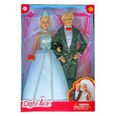 Набор кукол Defa Свадьба, кор