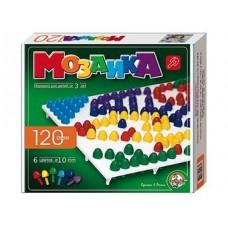 Мозаика d10/6 цв/120 эл/1 поле арт.00973
