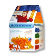 """Вкр-006 Выращивание кристаллов """"Оранжевый кристалл"""""""