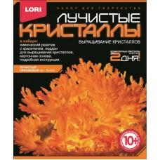 "Лк-005 Лучистые кристаллы ""Оранжевый кристалл"""