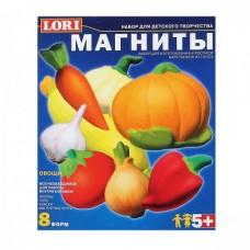 """М-002 Фигурки на магнитах """"Овощи"""""""