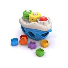 Дидактическая игрушка Кораблик