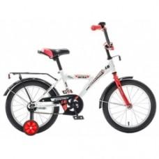"""Велосипед NOVATRACK 12"""", ASTRA, ,белый, защита А-т"""