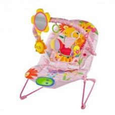 """Кресло-качалка """"Милашка"""" с зеркальцем, вибрацией и"""
