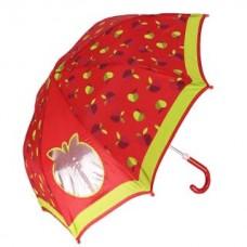 Зонт детский 41см c окошком Apple forest, коллекци