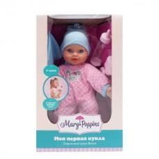 """Кукла Бекки-зайка """"Моя первая кукла"""" м/н,  озвуч., 30см."""