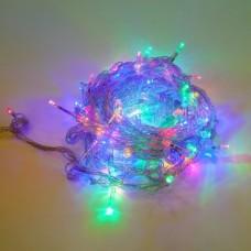 Гирлянда электрическая 100LED 5 мм, цветного свече