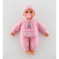 """Кукла """"Пупс"""": озвученная, плачет и смеётся (38 см)"""