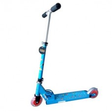 Скутер X-Match Cute, 100 мм PVC свет, син.