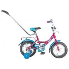 "Велосипед NOVATRACK 12"", URBAN, вишнёвый, тормоз н"