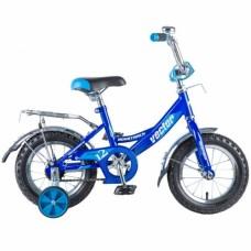 "Велосипед NOVATRACK 12"", VECTOR, синий, тормоз нож"