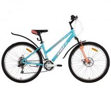 """Велосипед Foxx 26"""" Bianka D 15""""; синий"""