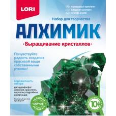 """Вкр-011 Выращивание кристаллов """"Изумрудный кристалл"""""""