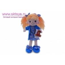 Кукла в розовом платье муз -1цв.(96/6)