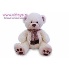Медведь в шарфе -1цв.(20/1)
