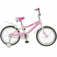 """Велосипед NOVATRACK 18"""", NOVARA, алюм., розовый, т"""