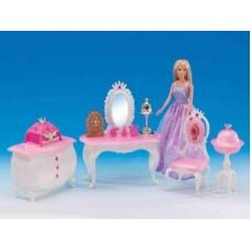 Мебель для кукол,  29*18,2*7,4 см.
