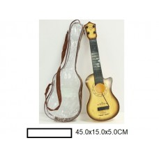 Гитара детская в пласт.чехле, 45х15х5 см