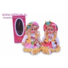 Кукла в коробке муз.-2цв.(50/1)