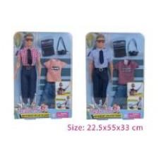 Кукла Defa Kevin Выбери образ, 5 аксесс., в ассорт.