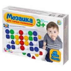 """Мозаика """"Для самых маленьких"""" d40/4 цв/48 эл арт.0"""