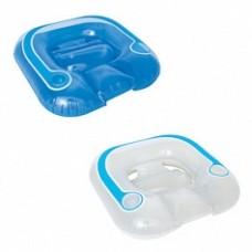 BW Надувное сиденье для отдыха на воде 102х94 см