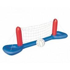 BW Волейбольный набор (сетка 244х64 см + мяч)
