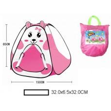 Палатка детская 150х75 см, в сумке