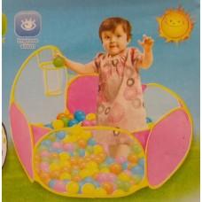 Манеж детский  95х95х95 см, в пакете