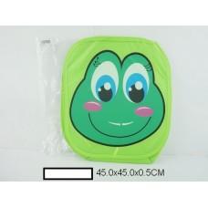 """Корзина для игрушек """"Лягушенок"""" 45х45 см, пакет"""
