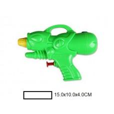 Водяной пистолет 15 см, пакет