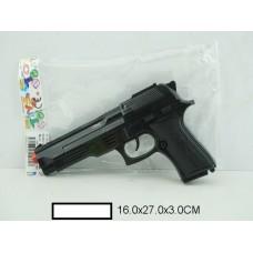 Пистолет трещетка 27 см, пакет