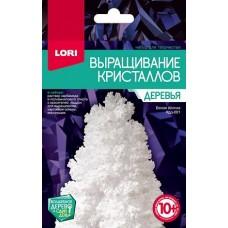 """Крд-001 Выращивание кристаллов.Деревья """"Белая ёлочка"""""""