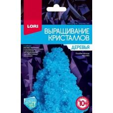 """Крд-003 Выращивание кристаллов.Деревья """"Голубая ёлочка"""""""