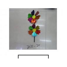 Ветряк детский 2 цветка, пакет