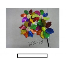 Ветряк детский 4 цветка, пакет
