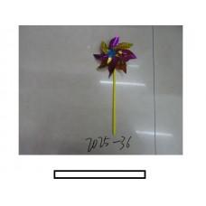 Ветряк детский 1 цветок, пакет
