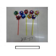 Ветряк детский 3 цветка, пакет
