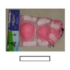 Комплект детской защиты 015 (наколенники, налокотники) в сетке