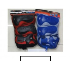 Комплект детской защиты 036 (наколенники, налокотники) в сетке