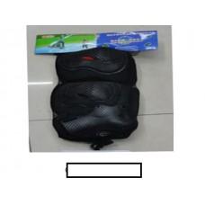 Комплект детской защиты 030 (наколенники, налокотники) в сетке